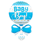Baby Boy rangle ballon
