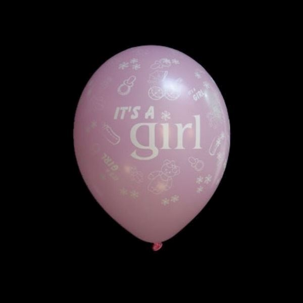 It´s a Girl Ballon