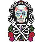 Day of the Dead dekoration