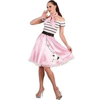 Fest Kostume Kjole amp; Til Parykker Tema 50er 1fdxBwZqd
