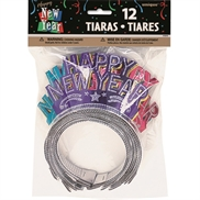 Tiaras Happy New Year