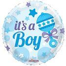 It´s a Boy folieballon