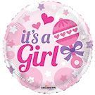 It´s a Girl folieballon