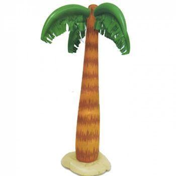 oppustelig palmetræ