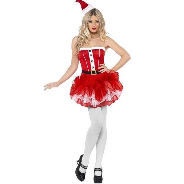 eefc4c759410 Julekostumer til børn og voksne ⇒ Stort udvalg i Jule udklædning ✓