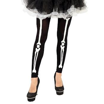 Skelet tights