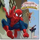 Marvel Ultimate Spider-Man servietter web-warriors