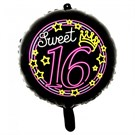 Sweet Sixteen ballon